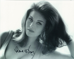 Lana Wood (Bond Girl) - Genuine Autograph #8